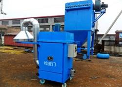 PL单机机械袋式收尘器