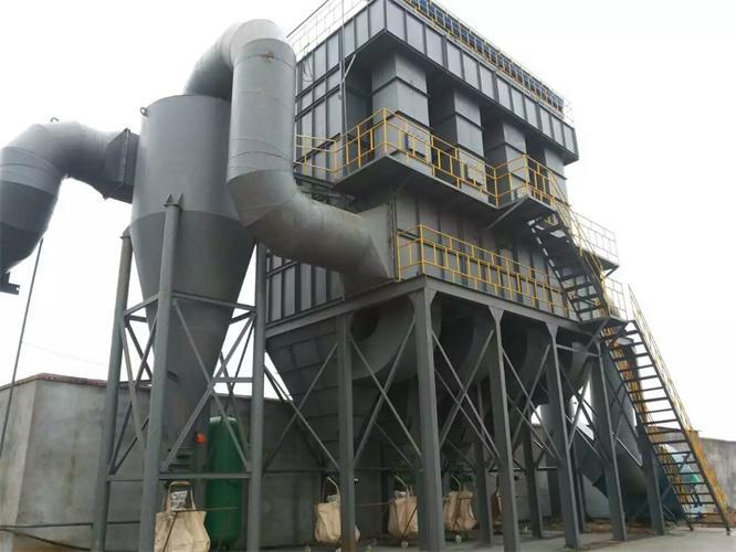 洗煤厂布袋除尘器