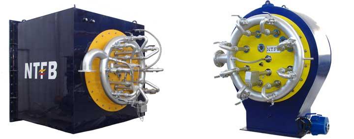 超低氮氧化物(NOx)燃烧器