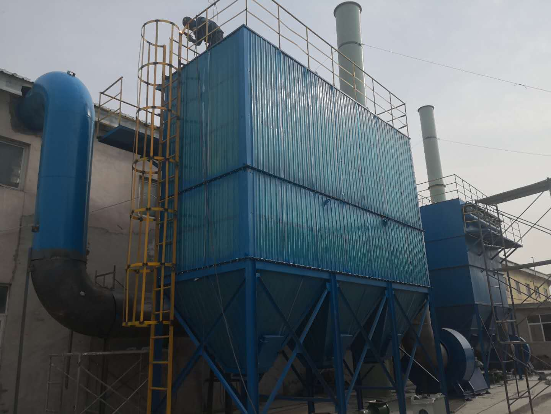 复合肥除尘设备
