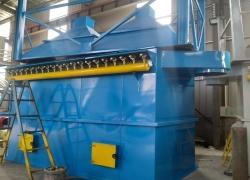 4000风量布袋除尘器技术方案实例